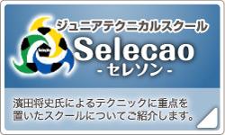 ジュニアテクニカルスクール「Selecao-セレソン-」